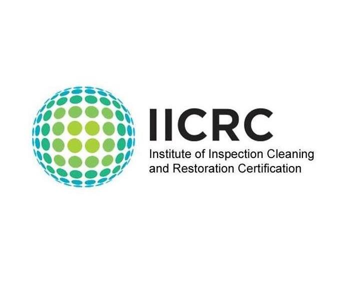 Water Damage Are you using a IICRC Certified Firm for your water damage?