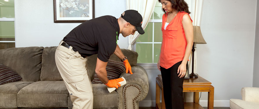 Montgomery County, VA carpet upholstery cleaning