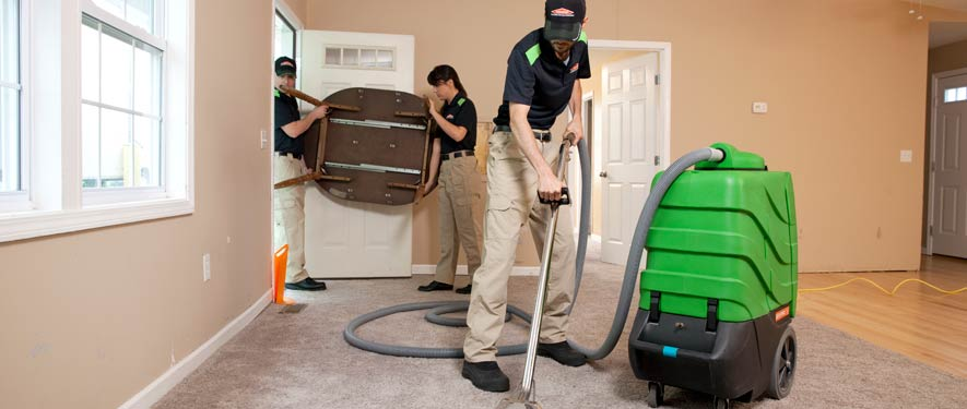 Montgomery County, VA residential restoration cleaning